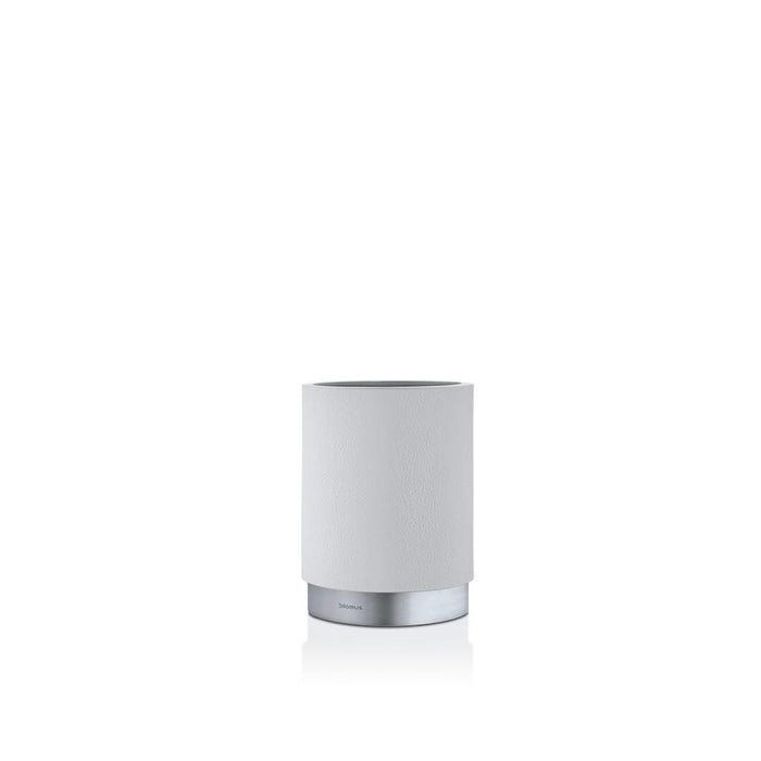 Blomus Ara Toothbrush Mug, Moon Gray - 68972