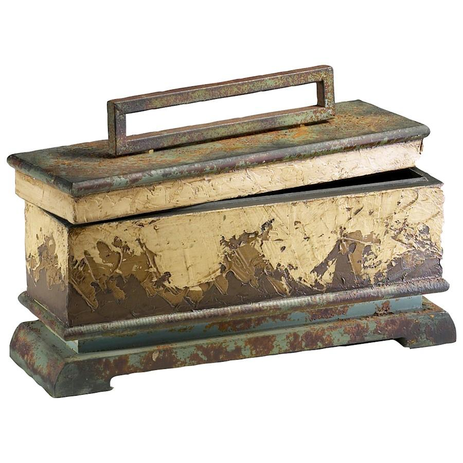 Cyan Design Primitive Box, Multi-color