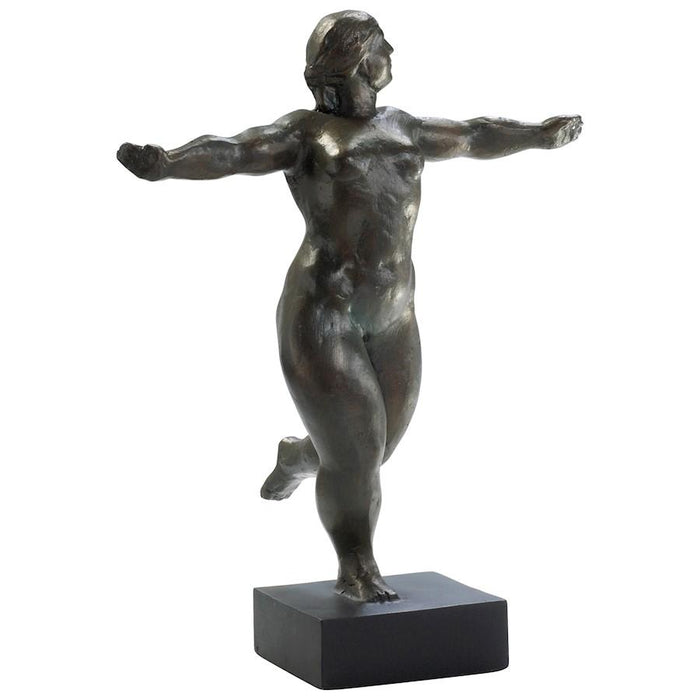 Cyan Design Dancing Lady, Bronze