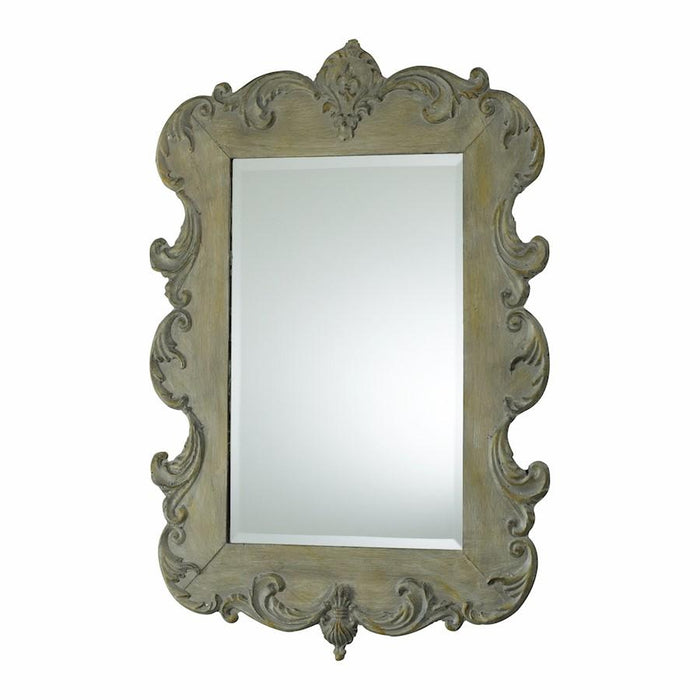 Cyan Design Vintage French Mirror, Oyster Silver