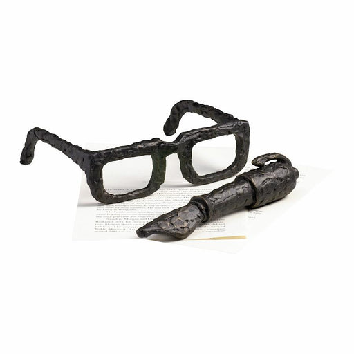 Cyan Design Sculptured Spectacles, Old World