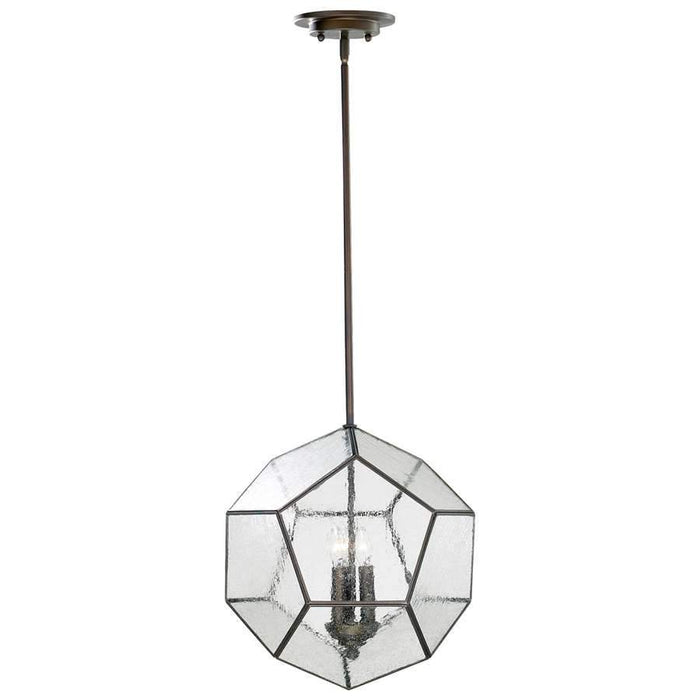 Cyan Design Pentagon 3 Light Pendant