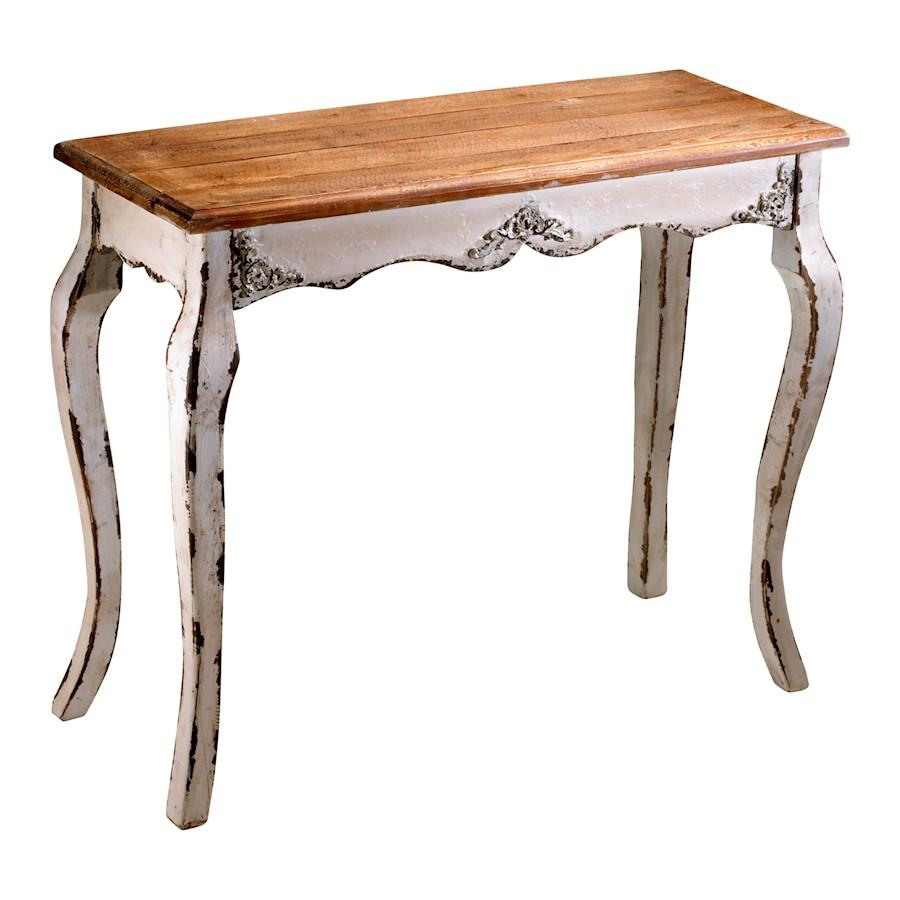 Cyan Design Cotswold Console, Antique White