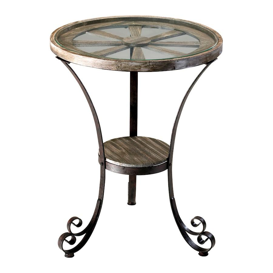 Cyan Design Carson Designer Table, Rustic Iron