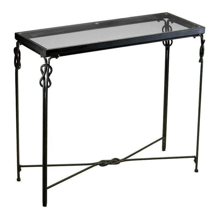 Cyan Design Dupont Console Table, Rustic Iron