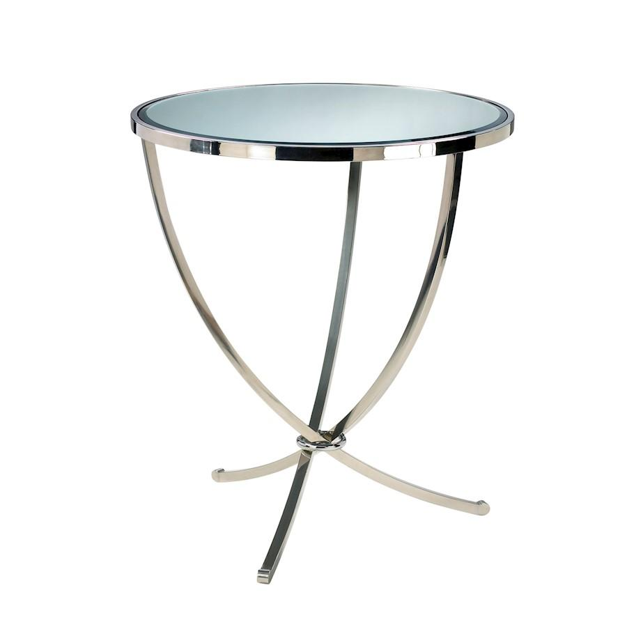 Cyan Design Nuovo Foyer Table, Chrome