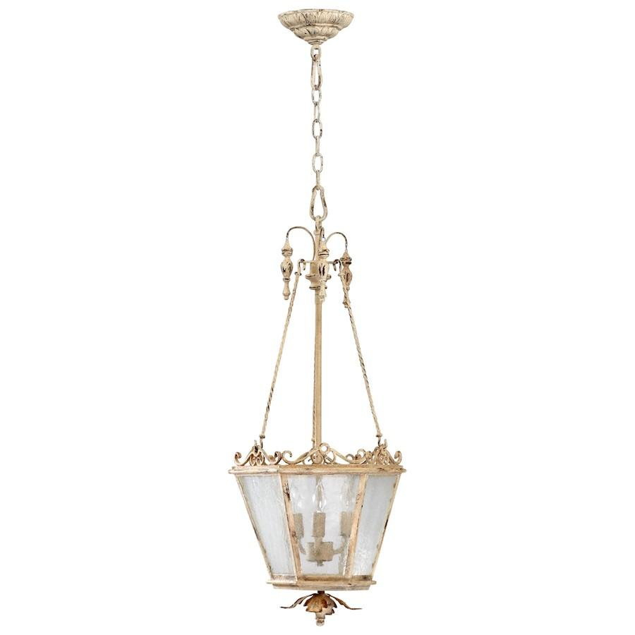 Cyan Design Maison Three Light Entry, Persian White