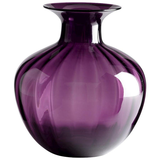 Cyan Design Alessandra Vase, Purple
