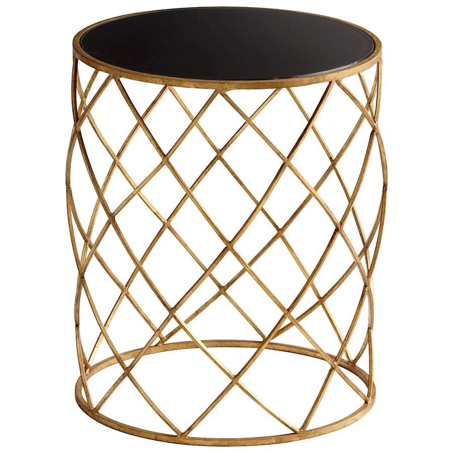 Cyan Design Wimbley Side Table, Gold
