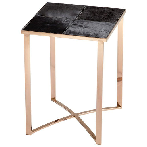 Cyan Design Modern Reality Table, Rose Gold