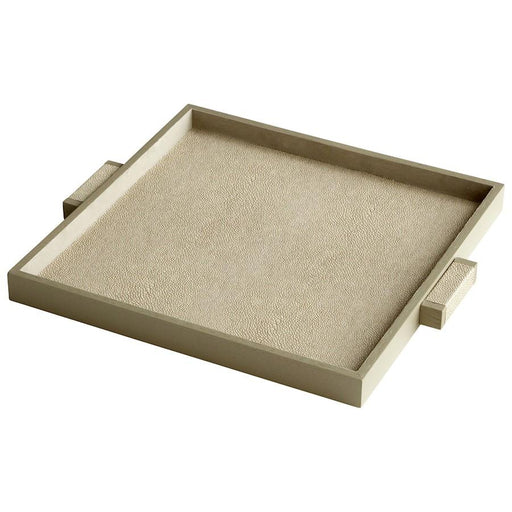 Cyan Design Brooklyn Tray, Shagreen