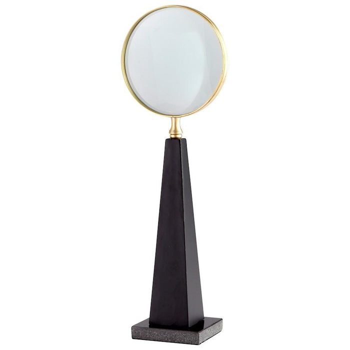 Cyan Design Introspection Magnifier, Bronze and Black