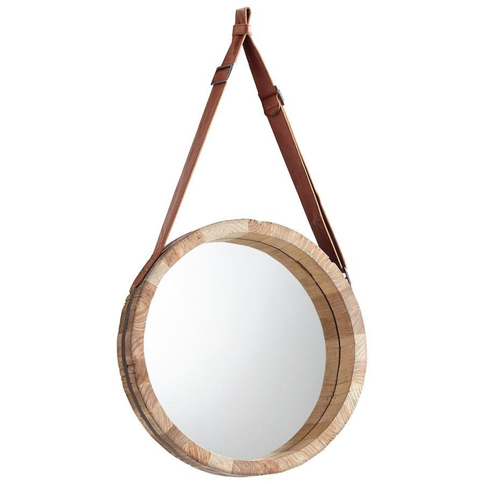 Cyan Design Large Canteen Mirror, Black Forest Grove