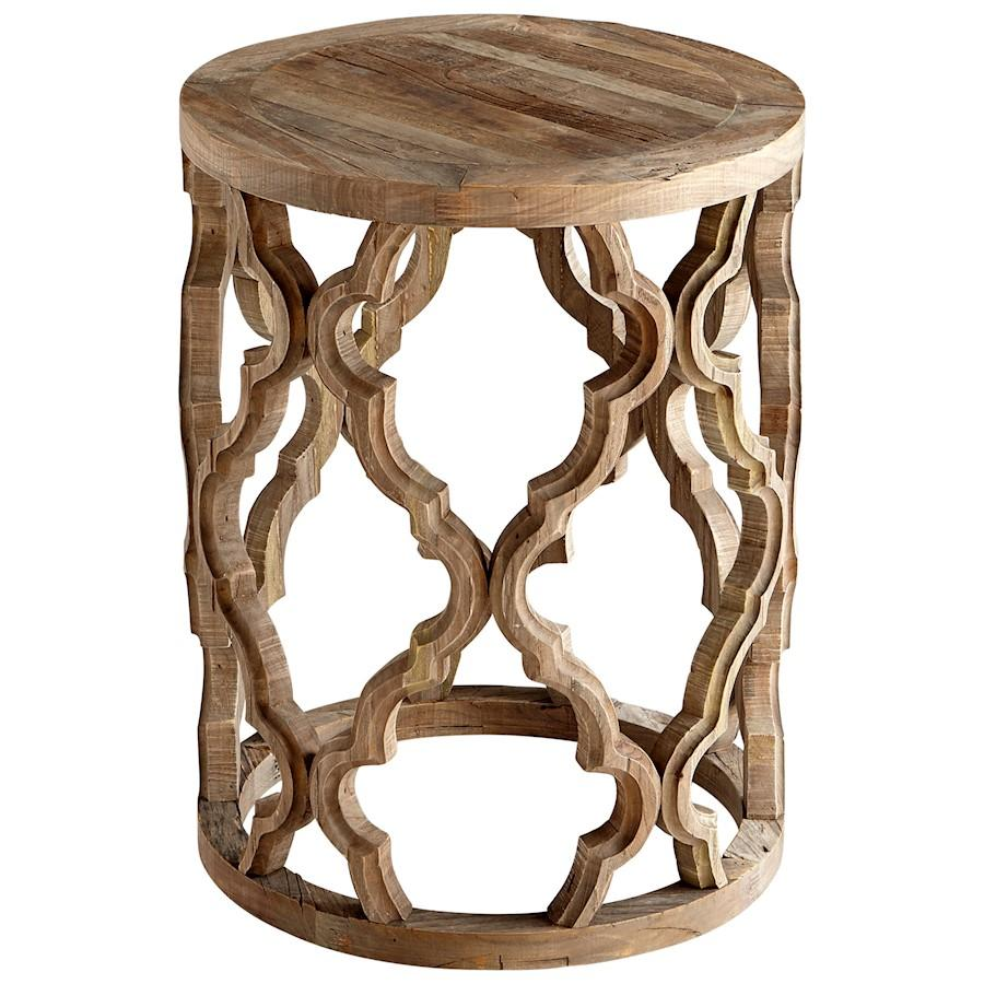 Cyan Design Sirah Side Table, Black Forest Grove