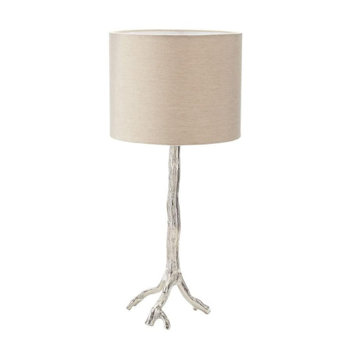 Dimond Lighting 26-inch Tree Branch Table Lamp in Nickel Finish