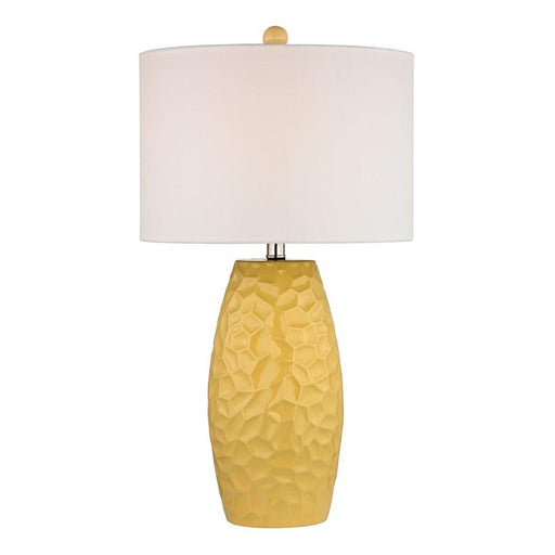 Dimond Lighting Selsey Table Lamp, Sunshine Yellow