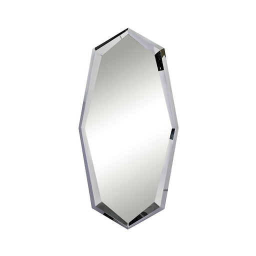 ET2 Lighting Boulder Mirror, Polished Chrome
