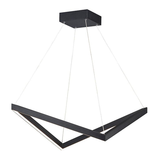 ET2 Lighting Stealth LED Pendant, Black