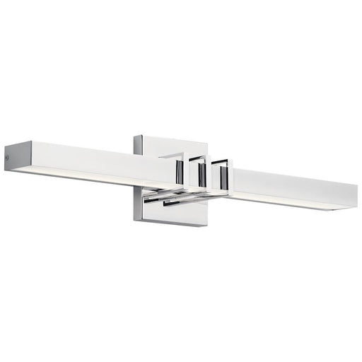 Elan Alloy Vanity, Chrome