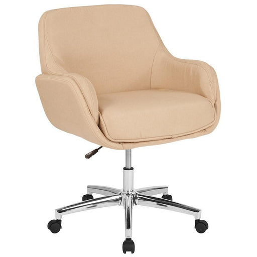 Flash Furniture Rochelle Mid-Back Chair