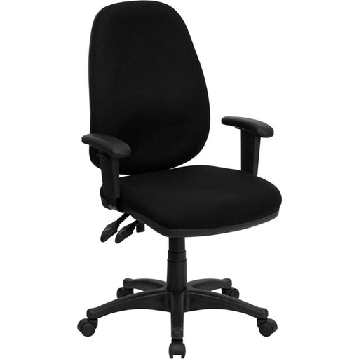 Flash Furniture Fabric Office Chair, High Back