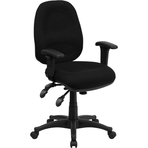 Flash Furniture Fabric Office Chair, Standard