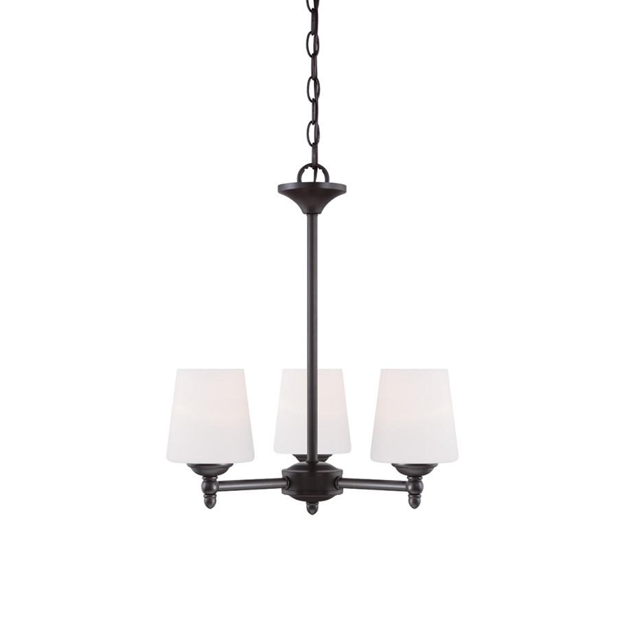Designers Fountain Darcy 3 Light Chandelier