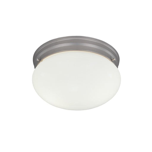 "Designers Fountain Basic 9"" Flushmount"