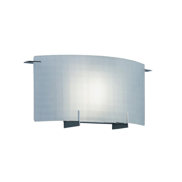 Designers Fountain Moderne Sconce, Chrome