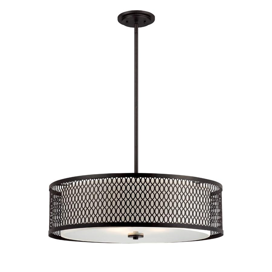 "Designers Fountain Continental 26"" Pendant, Artisan"