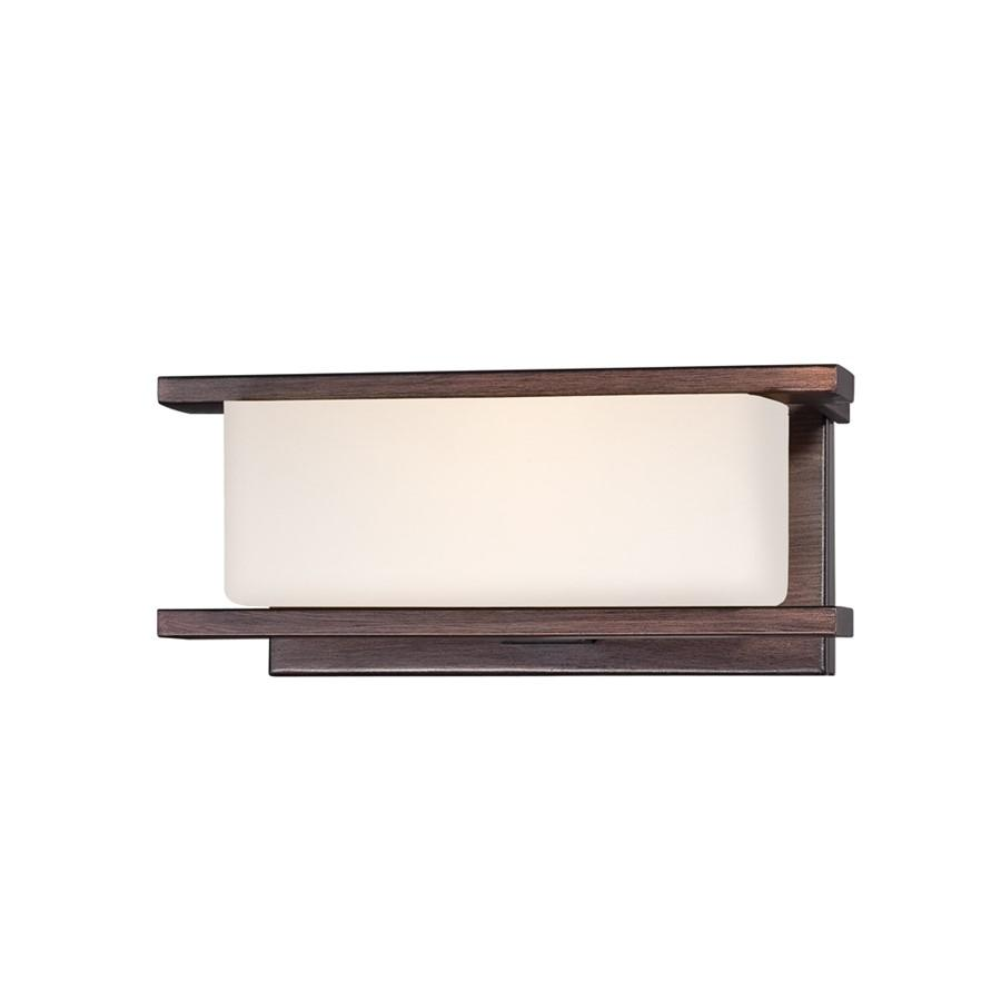 Designers Fountain Facet Wall Sconce, Tuscana