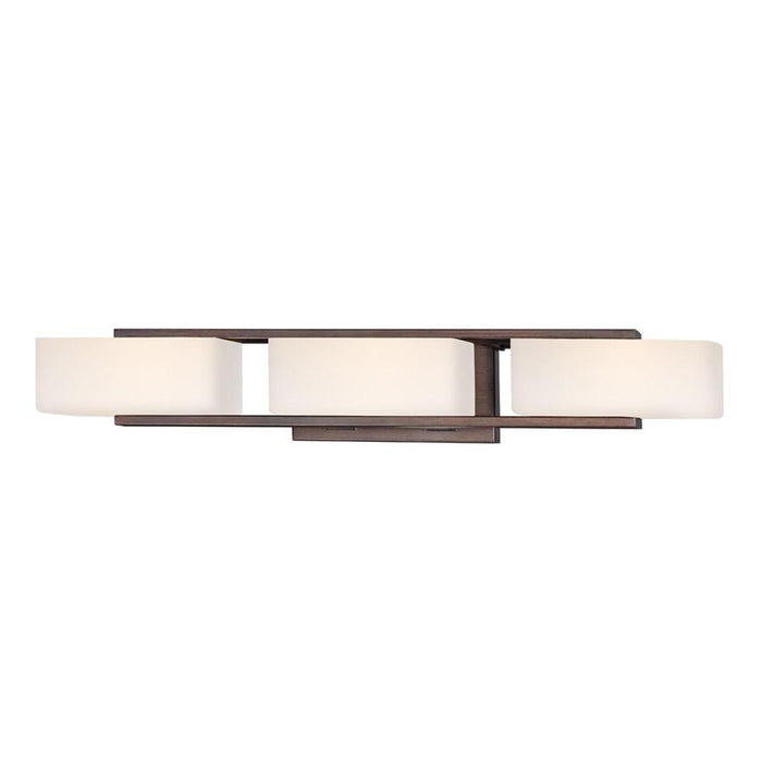 Designers Fountain Facet Bathroom Lighting, Tuscana