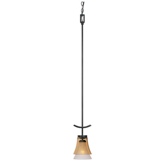 Designers Fountain Majorca Mini Pendant, Oil Rubbed Bronze
