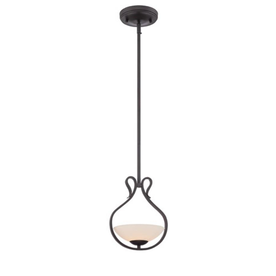 Designers Fountain Galena Mini Pendant, Oil Rubbed Bronze