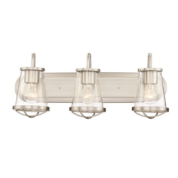 Designers Fountain Darby Bathroom Vanity Lighting