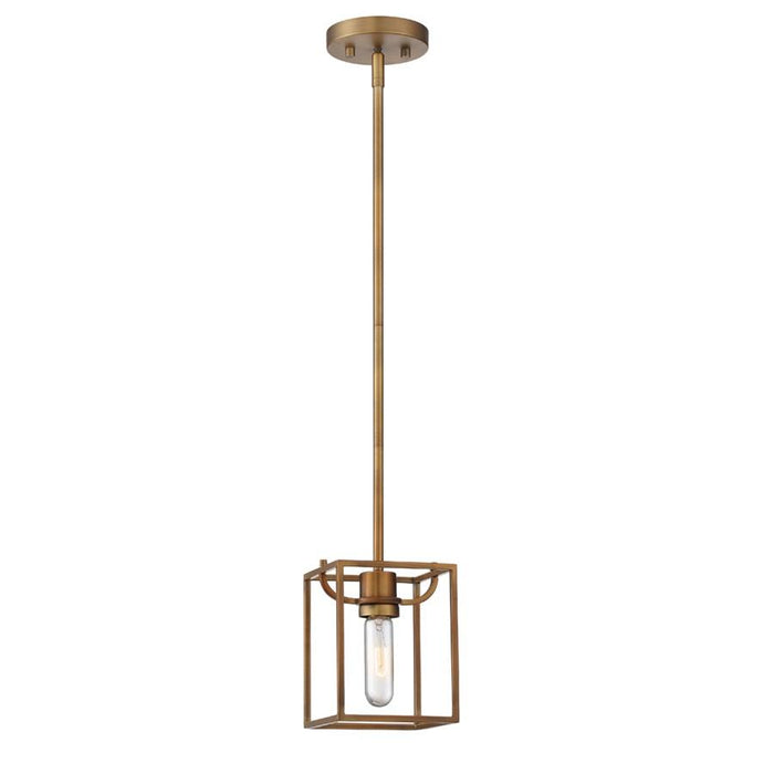 Designers Fountain Uptown 1 Light Mini-Pendant