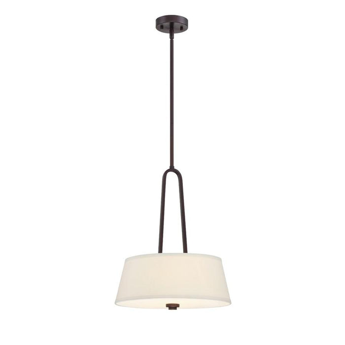 Designers Fountain Studio 2 Light Inverted Pendant