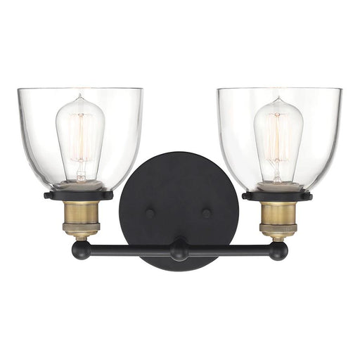 Designers Fountain Bryson Bath Light, Vintage Bronze