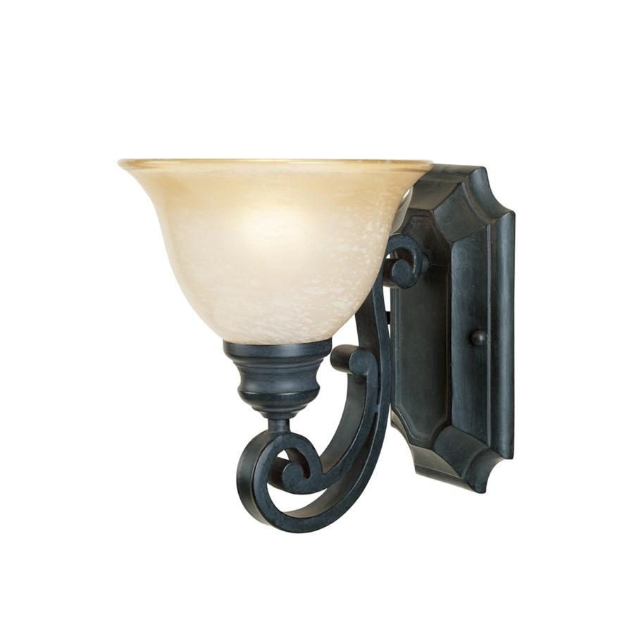 Designers Fountain Barcelona Wall Sconce, Natural Iron