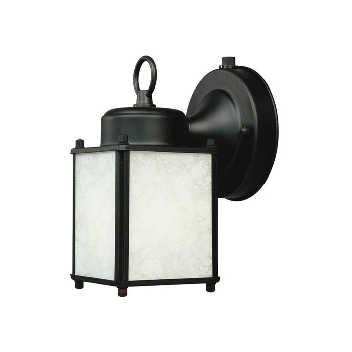 "Designers Fountain Basic Porch 5"" Wall Lantern Energy Star"