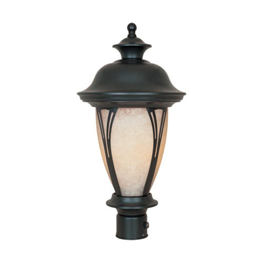 "Designers Fountain Westchester 11"" Fluorescent Post Lantern"