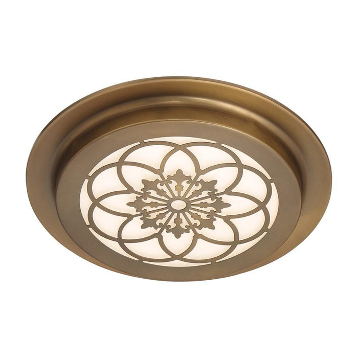Designers Fountain Edge Lit LED Flush Mount