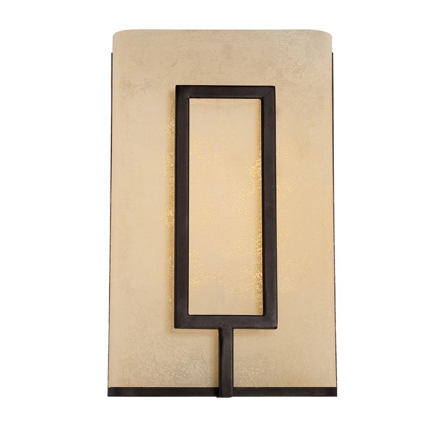 Designers Fountain Regatta LED Wall Sconce, Burnished Bronze