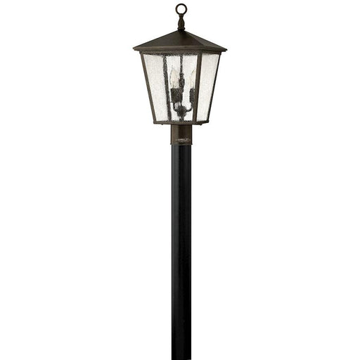 Hinkley Lighting 3 Light Outdoor Trellis, Regency Bronze