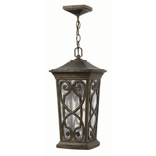 Hinkley Lighting Enzo 1 Light Outdoor Hanging