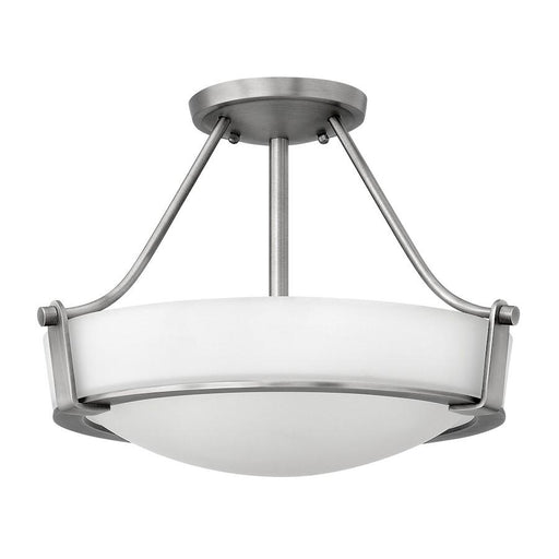 Hinkley Lighting Hathaway 1 Light LED Semi-Flush
