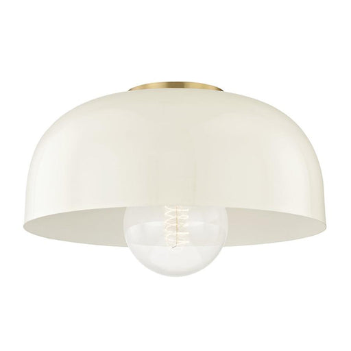 Hudson Valley Avery 1 Light Large Semi Flush