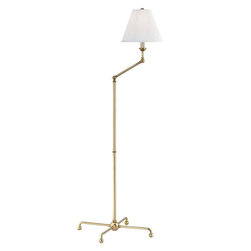 Hudson Valley Classic Light Adjustable Floor Lamp
