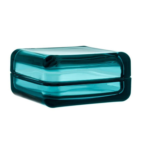iittala Vitriini Box in Sea Blue