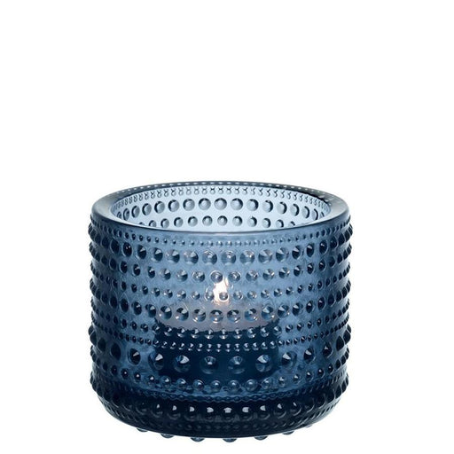 iittala Kastehelmi Tea Candle Holder in Rain